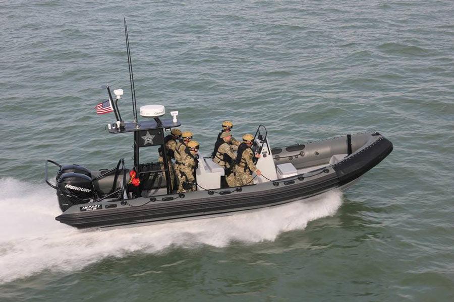 Military Rib Boats Mako Africa South Africa