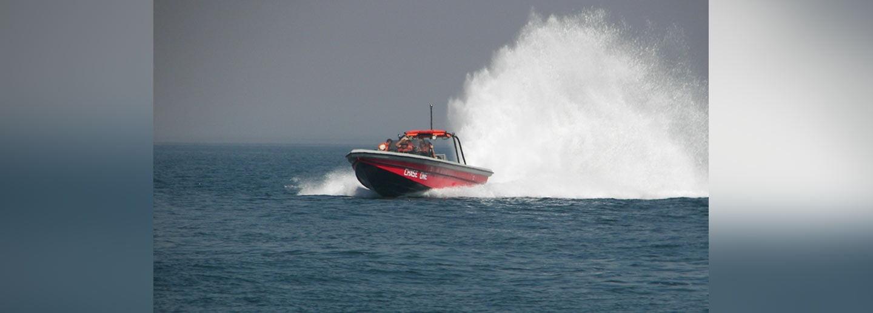 Sea Rescue RIB