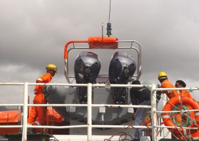7.2m Rigid Hull Inflatable Boat(RHIB)