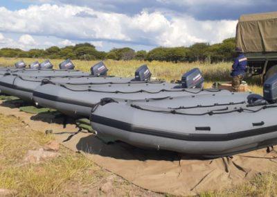 Mako inflatable boats